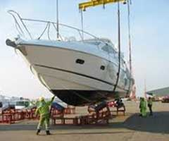 Transport ambarcatiuni, barci