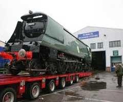 Transport vagoane, locomotive