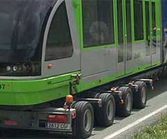 Transport tramvaie